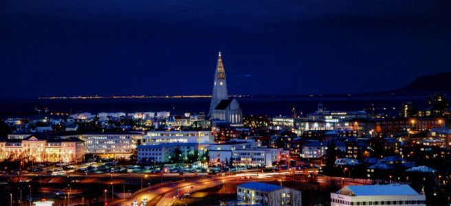 Reykjavik nattliv