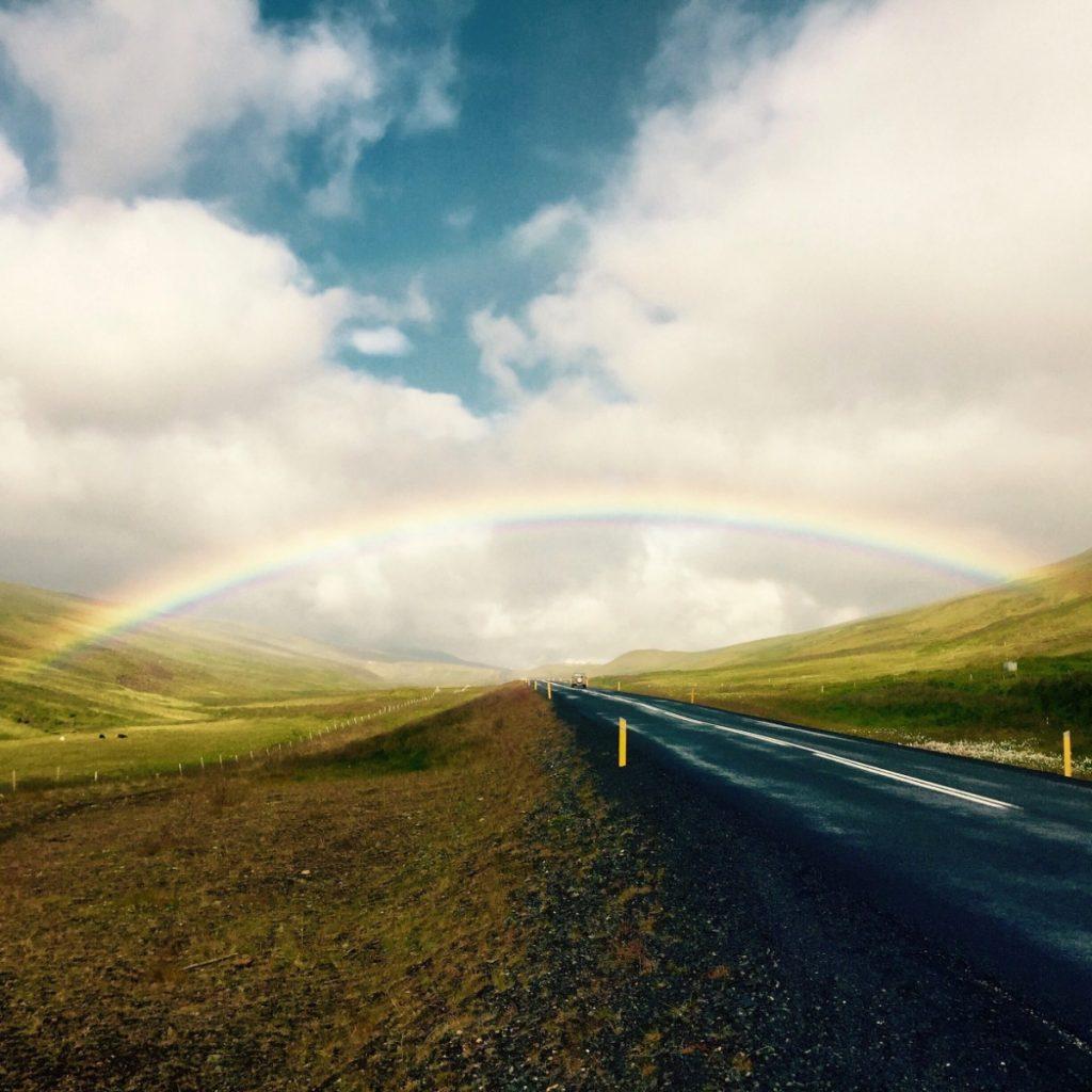 Bilsemester på Island